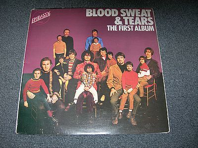 Blood, Sweat and Tears Their first album
