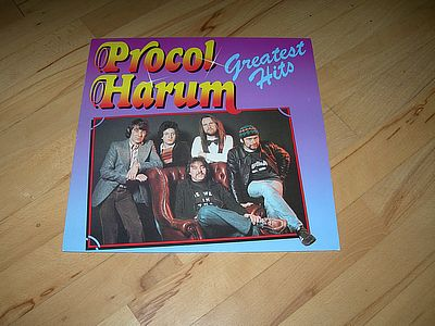Procol Harum Greatest Hits Noeland 8333010
