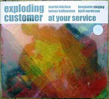 CD, Exploding Customer, At your Service 2006