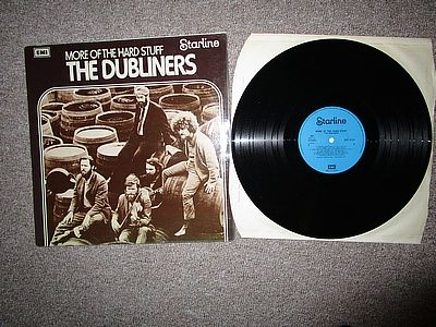 Dubliners More of the hard stuff starline SRS5155