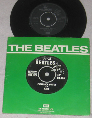 7, Beatles, Paperback Writer