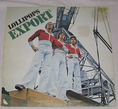 LP, Lollipops, Export