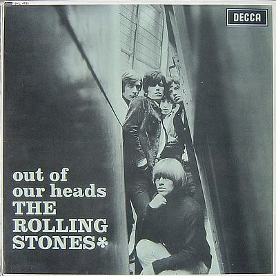 LP, Rolling Stones, Out Of Our Heads