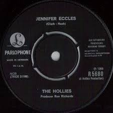 Hollies, Jennifer eccles/open up your eyes EMI/Parlophone