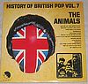 Animals History Of British Pop VOL. 7.