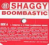 Shaggy Boombastic Virgin Records