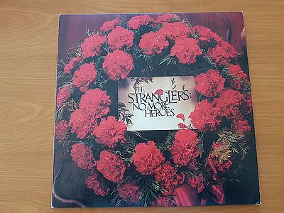 Stranglers No More Heroes Unites Artists UAG 30200