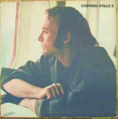 Stephen Stills Stephen Stills 2 Atlantic SD 7206